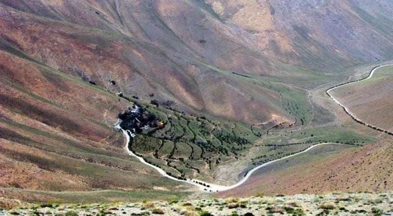 چشمه چپقلی