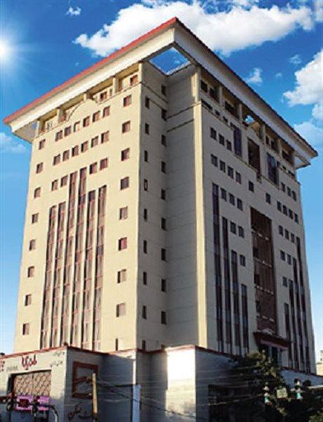 برج پاستور همدان
