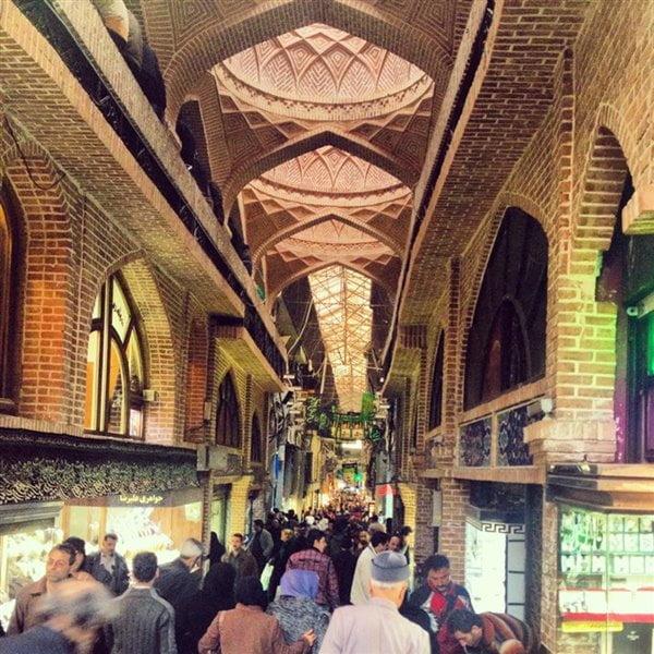بازار زرگرها بازار بزرگ تهران