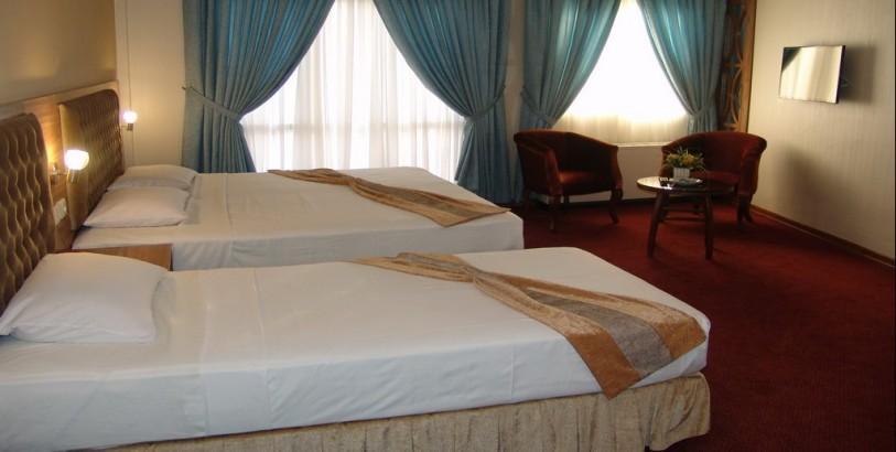 هتل صادقيه مشهد