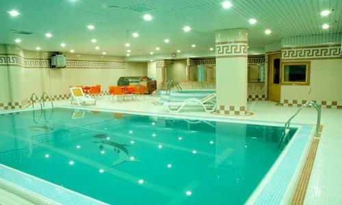 هتل نيايش مشهد