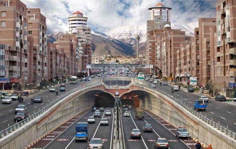 نگاهی بر جاذبه های کیش، تهران و مازندران