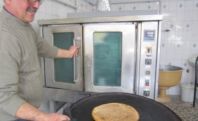 نان روغنی ماسوله