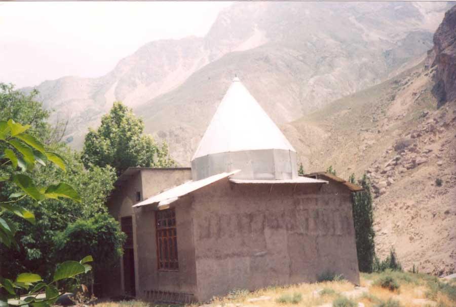 امامزاده جعفر (ع ) گزنک