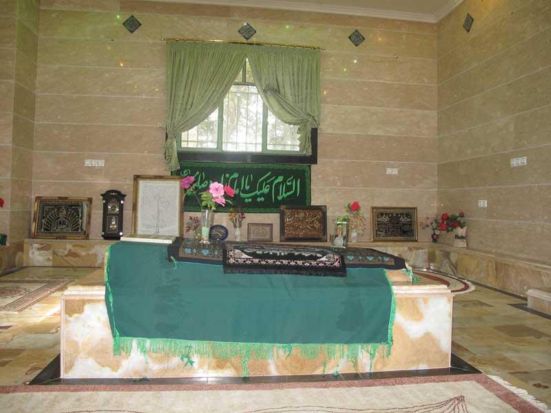 امامزاده صالح (ع ) بوران