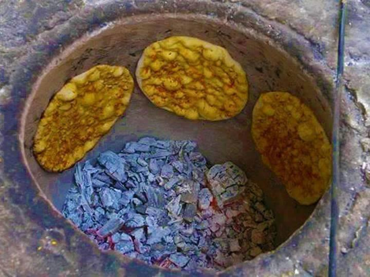 نان های سنتی مردم فراهان