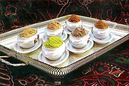 قاووت کرمان