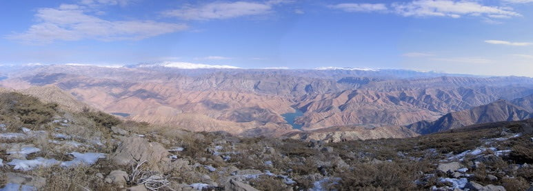 کوه غارون