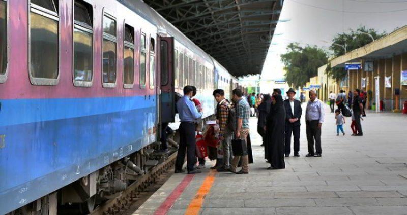 پیشفروش بلیت قطارهای مسافری از امروز