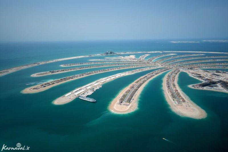 ساخت جزیره مصنوعی جدید در دبی