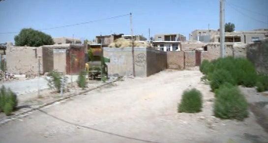 روستای چقازرد