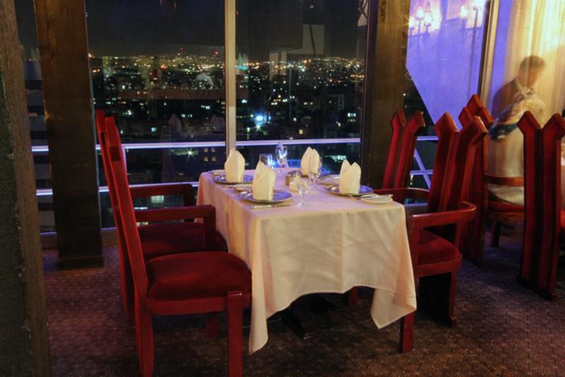 رستوران روتیسری تهران