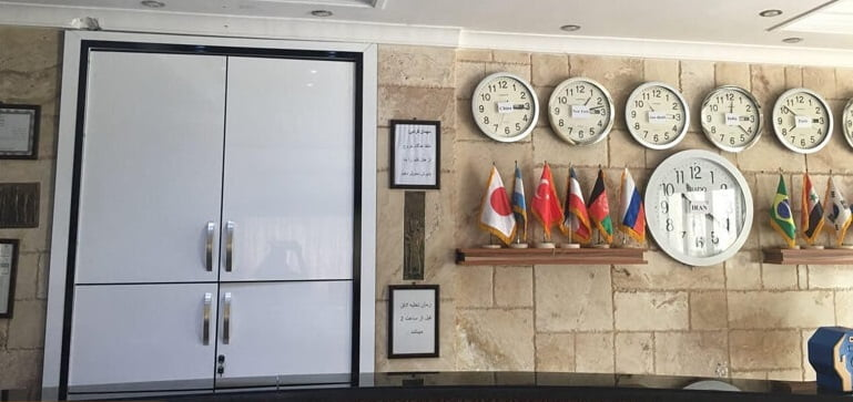 هتل آسمان2 بوشهر