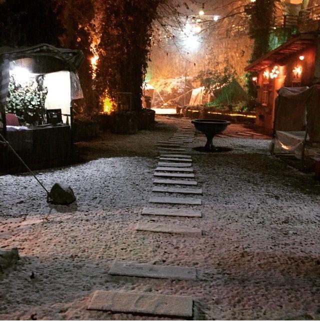 رستوران کومه تهران