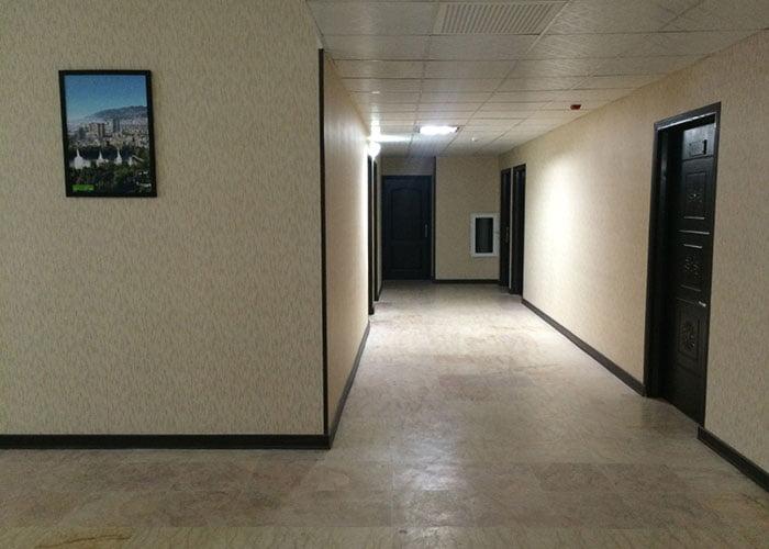 هتل آپارتمان ایرانیکا (مهر سابق) اهواز