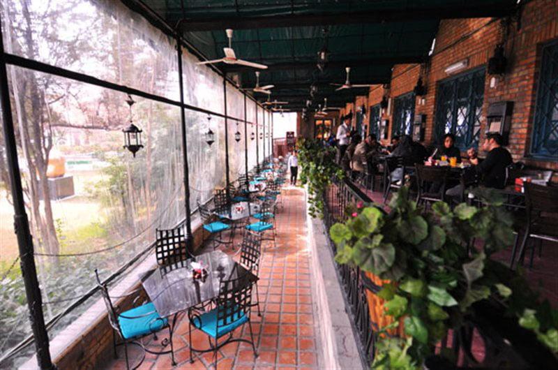 کافه رستوران خانه هنرمندان