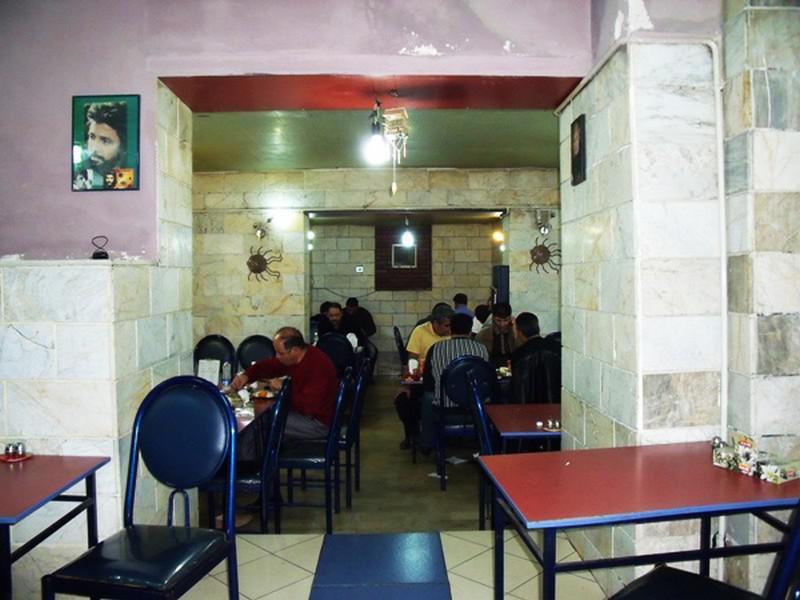 رستوران ماهی خوری لاکان تهران