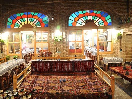 سفره خانه آذری تهران