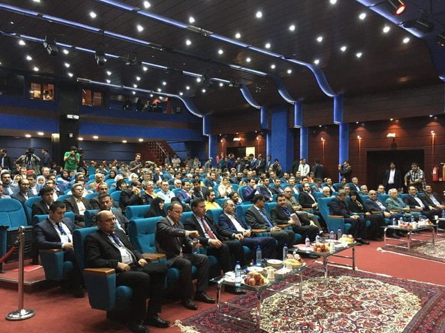 افتتاحیه جشنواره غذایی اکو با مهماننوازی زنجانیها