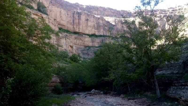 روستای زوارم شیروان، دره بهشت یا دره ارم