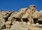 روستای وردیج، قلمرو آدمک های سنگی