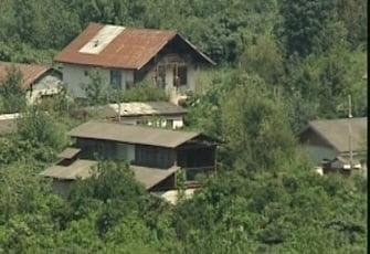 روستای مازوبن
