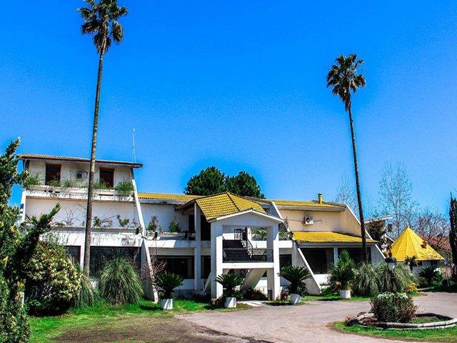 مجتمع اقامتی زیبا کنار بندر انزلی