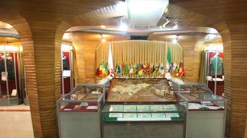 موزه آثار شهدا بهشت زهرا