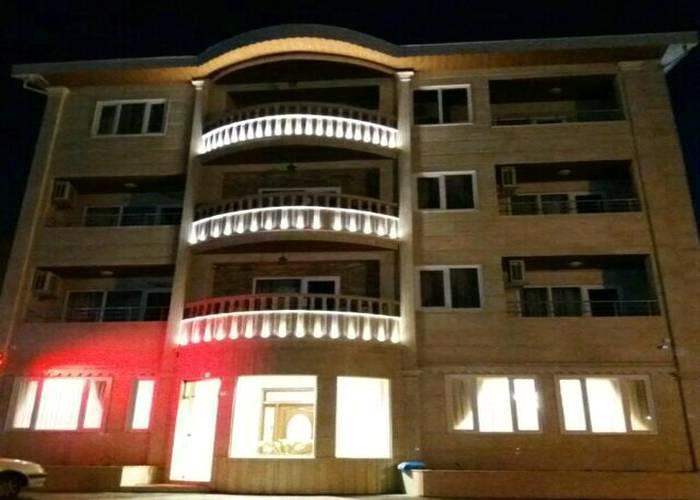 هتل آپارتمان نخل بندر انزلی