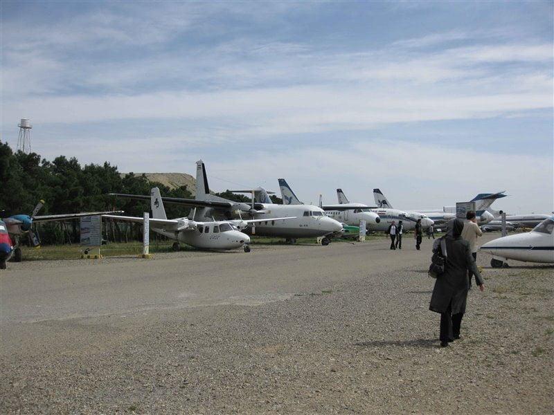 نمایشگاه هوایی تهران