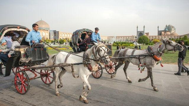 ورود 123 هزار گردشگر خارجی به اصفهان در اردیبهشت 96