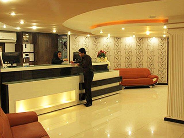 هتل آپادانا بندرعباس