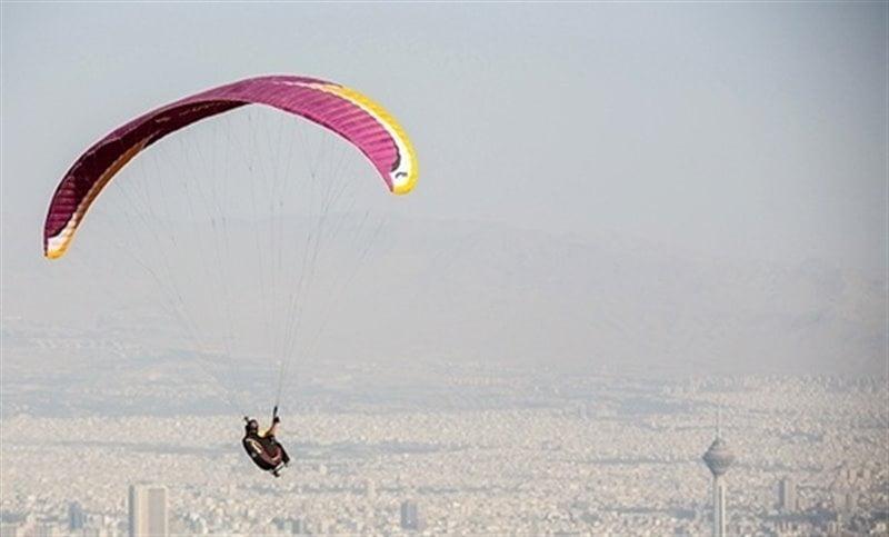 سایت پرواز پاراگلایدر شهران