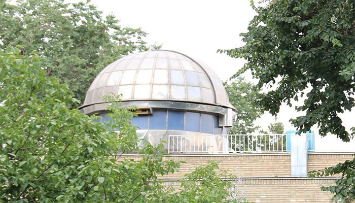 رصد خانه زعفرانیه