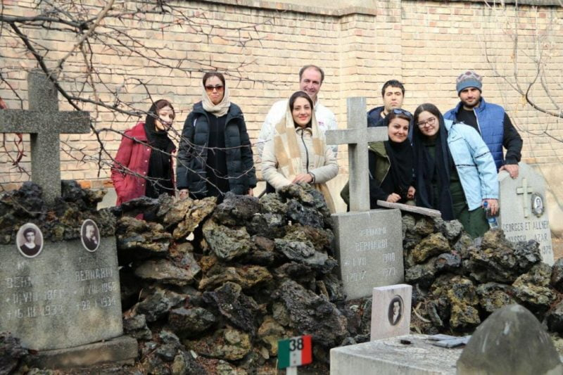 گذر از تاریخ در کوچههای پایتخت