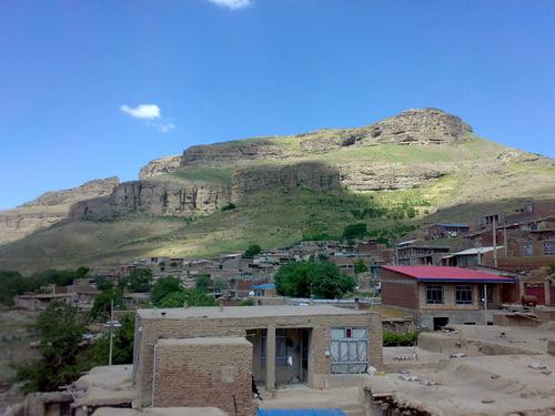 روستای باراز
