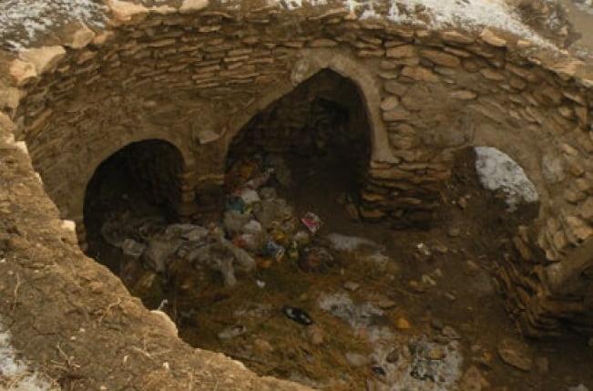 روستای باج قیطران