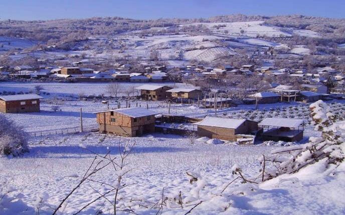 روستای اوسا