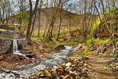 روستای کلاته آهن