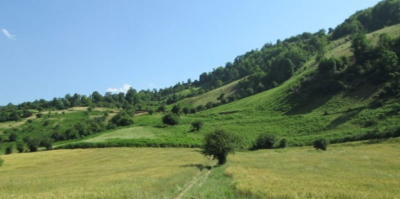 روستای پرکلا