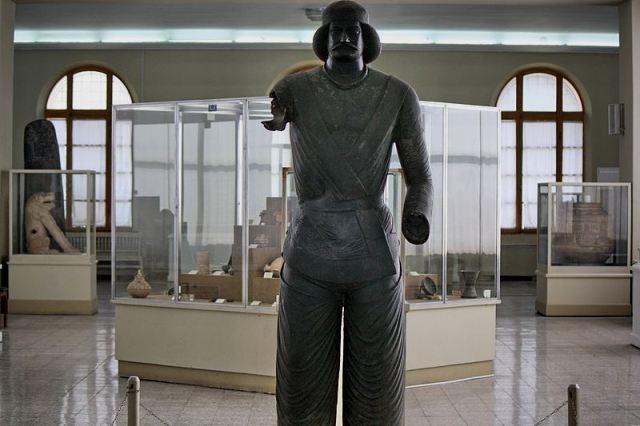 تأثیر آلودگی های صوتی برآثار و اشیاء موزه ای