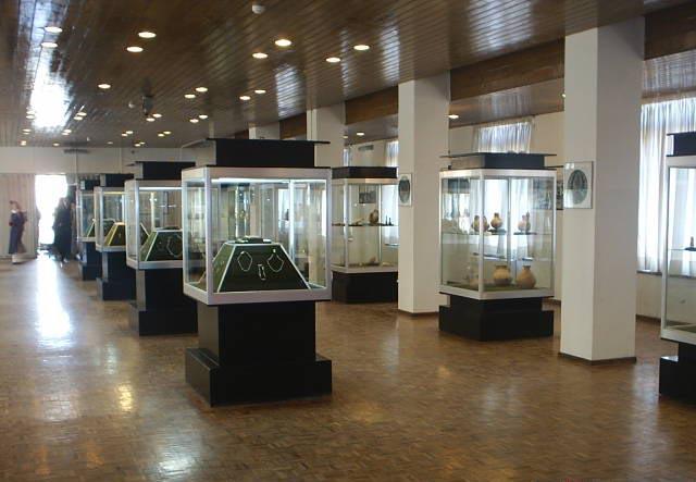 اصول طراحی موزه