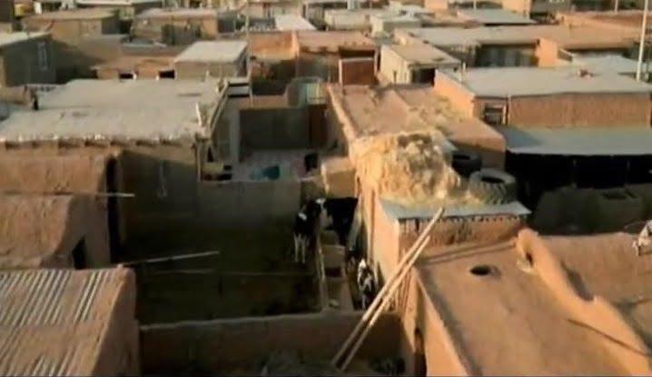 روستای احمدآباد نیشابور