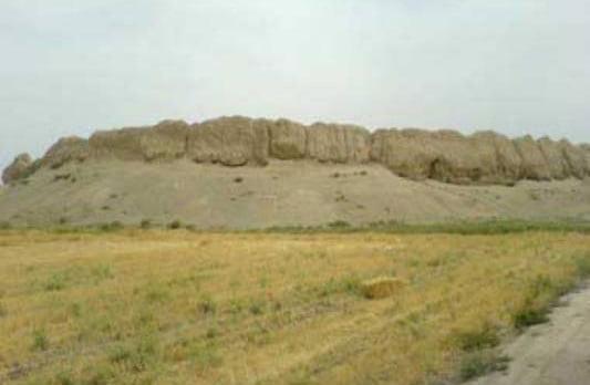 تپه ترپاق قلعه تهران