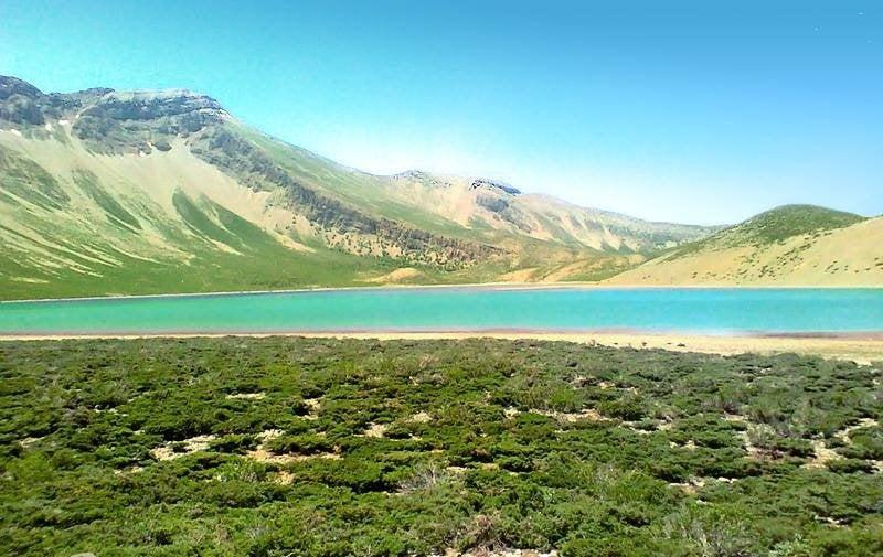 دریاچه شط تمی