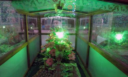 آرامگاه شاه داعی الله شیراز