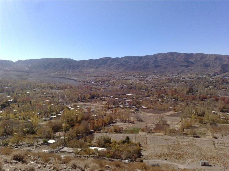 روستای هدف گردشگری دهبکری