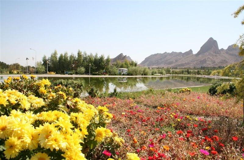 دریاچه مصنوعی زیتون بهارستان