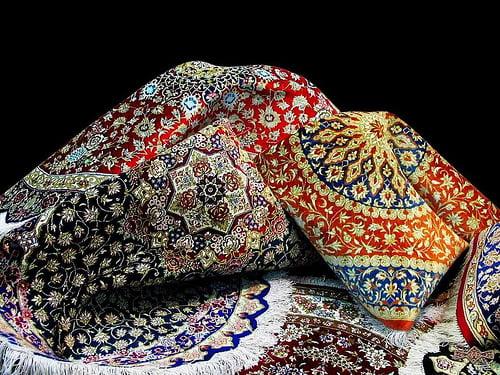 نگهداری فرش دستباف ایرانی