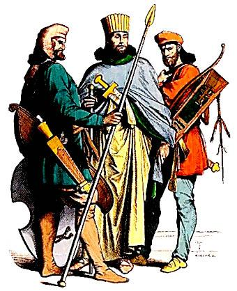 پیدایش لباس در ایران